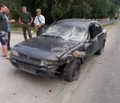 Погибли в ДТП два человека за семь месяцев в Бердске, 49 — травмированы