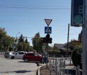 Пострадал 4-летний ребёнок в очередном ДТП на «безопасном и качественном» перекрёстке в Бердске