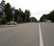 Жёсткое ДТП в курортной зоне Бердска обошлось без пострадавших