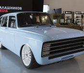 «Калашников» тестирует собственную технологию электрического суперкара