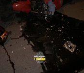 Мотоциклист погиб в ДТП на улице Большевистской в Новосибирске