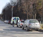 Взыскивали неоплаченные штрафы прямо на дорогах судебные приставы Бердска