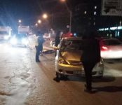 Пьяный «гонщик» на «Аллионе» сбил насмерть пешехода в Новосибирске