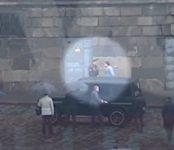 Глава Росгвардии Золотов лично забрал взрывчатку из Gelandewagen на Красной площади (видео)