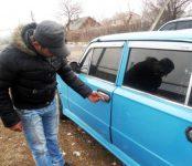 МВД: Задержан житель Евсино, угнавший «пятёрку» в Горловке