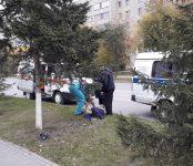 Бесчувственное тело мужчины лежало на главной улице Бердска