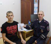 «Трезвый водитель» в Черепаново: Сотрудники ГИБДД разъясняли водителям тяжкие последствия «пьяных» ДТП на приёме у нарколога