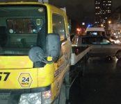 Эвакуатор смертельно травмировал пешехода в Новосибирске