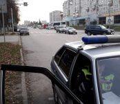 Новосибирец на «Ниссане» сбил пешехода на «зебре» пешеходного перехода в Бердске