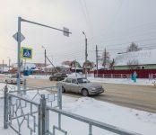 Светофор и дорожные знаки на перекрёстке Свердлова-Маяковского переданы в собственность Бердска