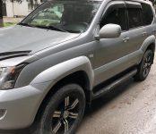 Ночью 13-го в центре Бердска подожгли автомобиль