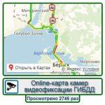 Дорожники Бердска и Росавтодора не успели очистить дороги к утреннему часу пик