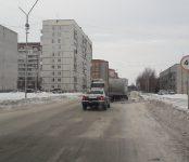 Обращение к дорожным службам Бердска