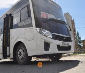 Два новых автобуса выйдут на маршруты Бердска в январе