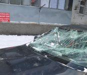 ТСЖ заплатит за ремонт пострадавшего от снега «Toyota Windom» бердчанки