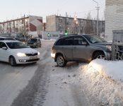 ДТП у «Комбата» в Бердске: несогласная с аваркомом автоледи решила дожидаться сотрудников ГИБДД