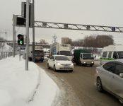 В России планируют организовать платные перекрестки для борьбы с пробками