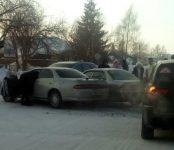 31 декабря в Бердске: без ДТП с пострадавшим не обошлось
