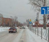 Некорректно работающий светофор обнаружили автолюбители на перекрёстке Бердска