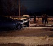 Погибла пассажирка «Тойота Пробокс» в лобовом столкновении в Новосибирске