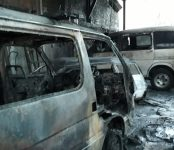 ОНД Бердска прокомментировал резонансный пожар в гаражной СТО в Микрорайоне