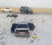 Двое детей погибли в ДТП в Карасукском районе
