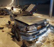 В столкновении ВАЗа и «Шкоды» в Новосибирске погибла пассажирка отечественного авто