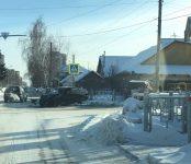 Три человека пострадали в жёстком ДТП на аварийно-опасном перекрёстке в Бердске