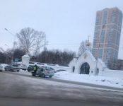 В рождественские праздники в Новосибирске ограничат движение транспорта