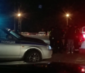 Сотрудники ГИБДД арестовали чёрного «Марка Х» в центре Бердска