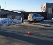 Автоледи в Советском районе сбила девочку