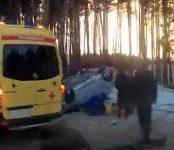 8-летняя девочка погибла в ДТП на трассе в районе клиники Мешалкина