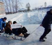 ЮИДы Новосибирской области присоединились к Всероссийскому флешмобу #ПОСАНЯМ