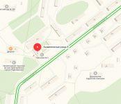 ГИБДД Новосибирска информирует о запрете остановки ТС в Академгородке