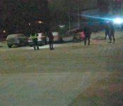 17-летний бердчанин без прав протаранил на «шестёрке» припаркованные авто в Бердске