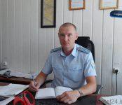На два месяца арестован замначальника полиции Бердска