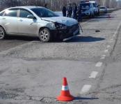 Сломала бедро 7-летняяя пассажирка автомобиля «Лада» в Черепановском районе