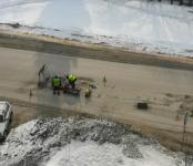Читатель рассказал о тонкостях аварийного ремонта дорог в Бердске