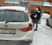 Годовалую девочку спасатели МАСС выручили  из заблокированного авто в Новосибирске