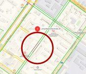 Госавоинспекция Новосибирска предупредила об изменении движения в Октябрьском районе
