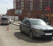5-летнего ребёнка сбил авто в Микрорайоне Бердска