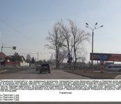 Власти Бердска не могут установить пару дорожных знаков у перекрёстка с 2018 года