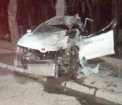 Погиб водитель «Яндекс.Такси» на «Шкоде» в ДТП на трассе Р-256