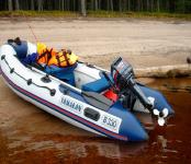 Владельцы лодок с вёслами теперь должны будут платить транспортный налог