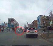Грузовик в Новосибирске насмерть сбил пешехода