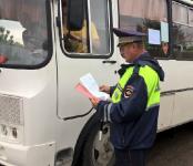 Госавтоинспекция НСО  проводит профилактический рейд «Автобус»