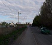 «ГАЗель» съехала в кювет после столкновения в легковушкой в Бердске