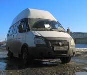 Водитель маршрутки №14 провез 11-летнего ребенка мимо остановки и высадил на вокзале в Бердске
