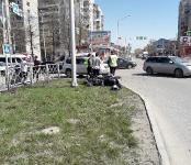 37-летний байкер разбился в центре Бердска
