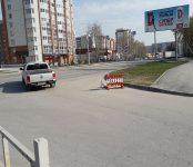 Свежие провалы на дорогах Бердска: естественные и рукотворные
